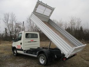 Kamion kiper