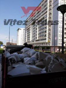 Odvoz šuta Beograd